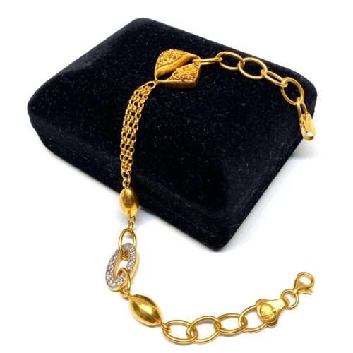 22 Ayar Altın Bileklik - KB0286