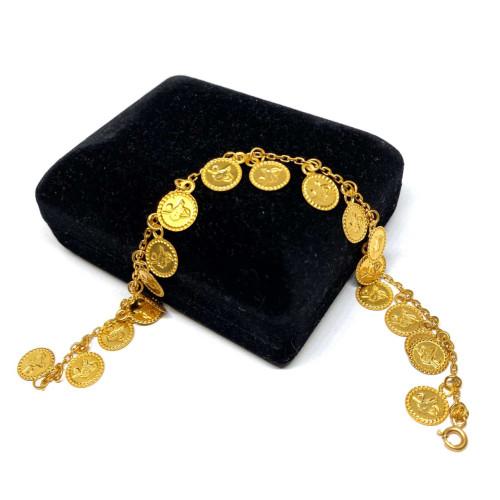 22 Ayar Altın Bileklik - KB0290